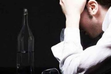 اعراض الانسحاب من الكحول